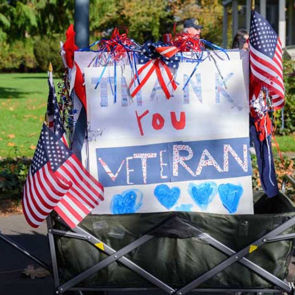 Why is veterans day important - Veteransparade2